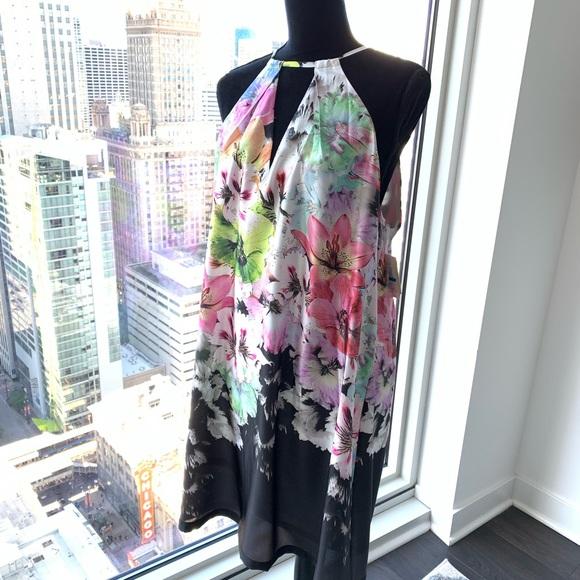 ECI Dresses & Skirts - NWT Stunning Eci slip dress. Size XL. The back!!!